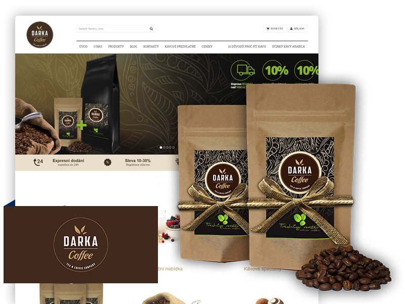 Kicero reference Darka Coffee